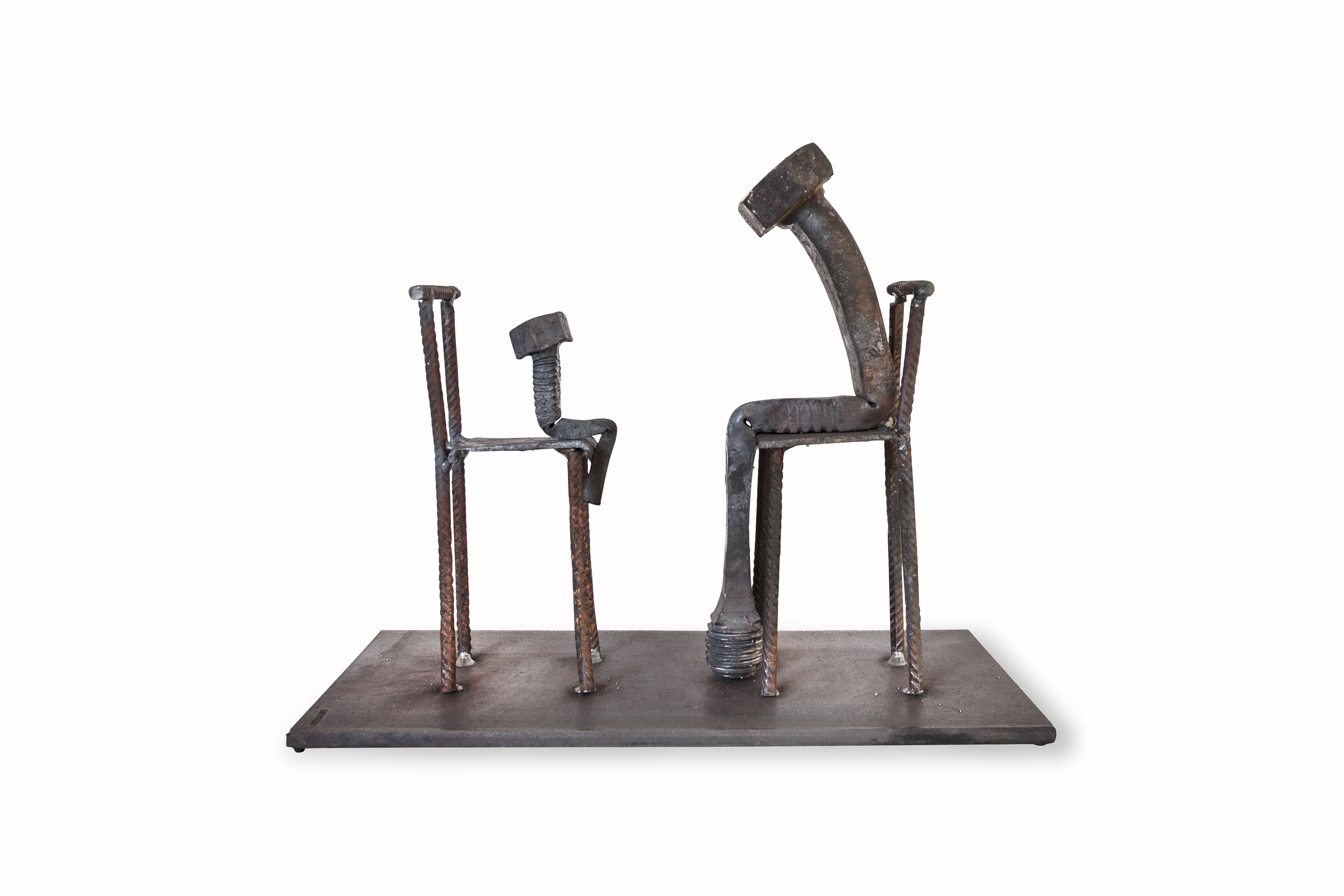 tobbe malm metal art contemporary metal art5